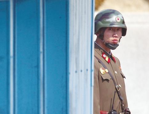 nord-corea-soldato-ansa